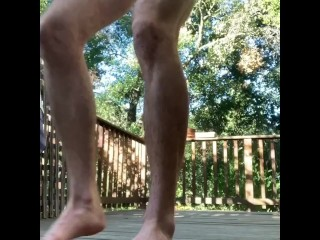 Naked Workout: Heater Squats