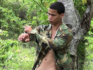 Twink Scout Wanking Not Present Nearby Slay Rub Elbows With Woods